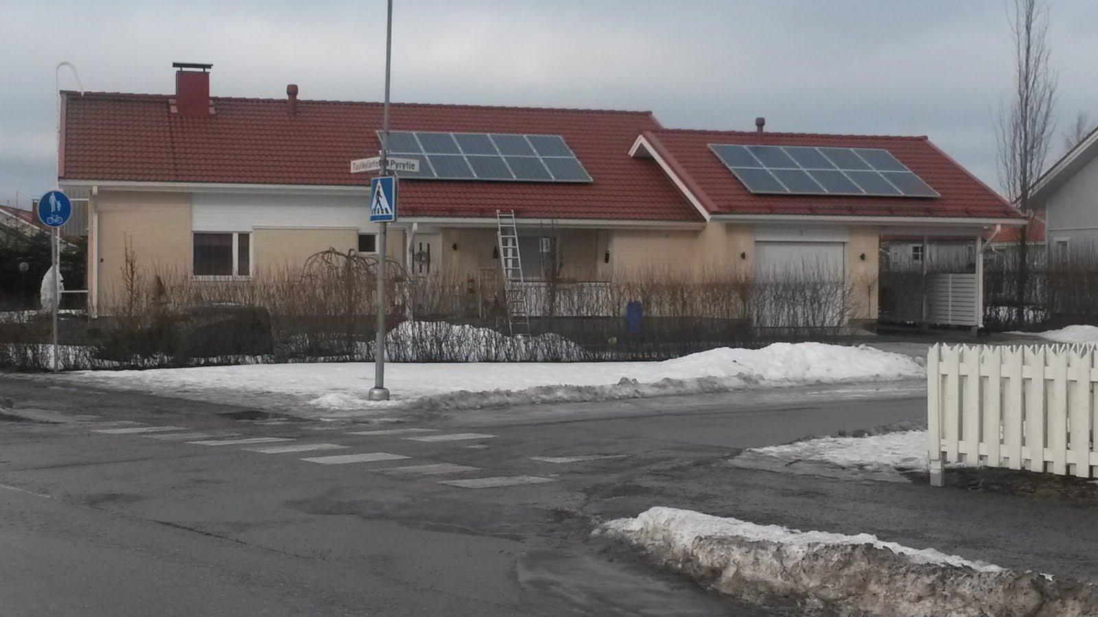 Aurinkopaneelin Kytkentä Sähköverkkoon